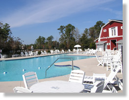 The Farm Calabash NC Outdoor Pool