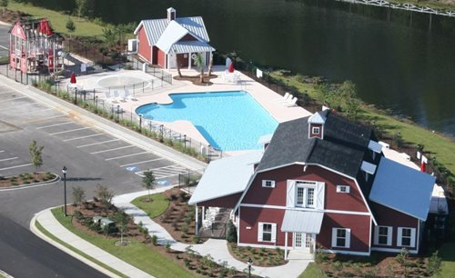 The Farm Clubhouse & Pool